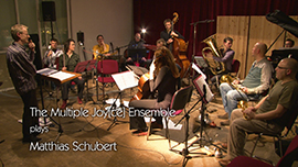 The Multiple Joy[ce] Ensemble plays Matthias Schubert