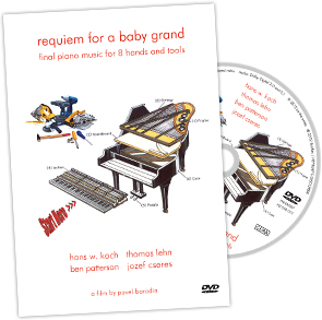 Requiem for a Baby Grand DVD